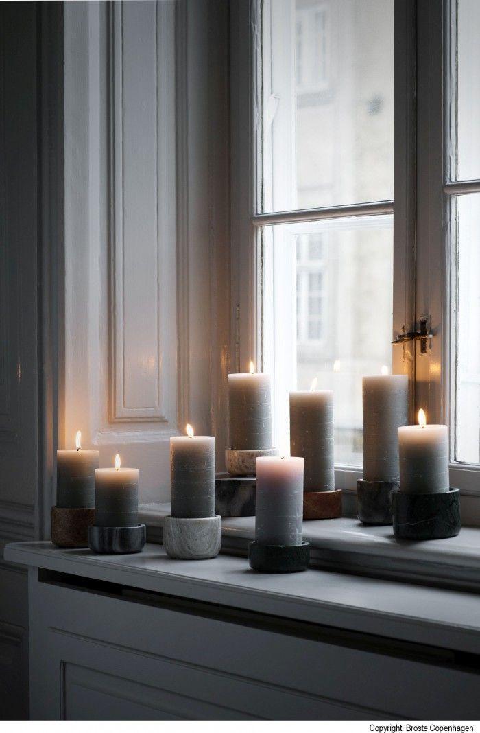 Broste Copenhagen Kerzen Ein Licht Ist Aufgegangen Interiors