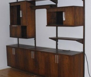 Best 12 Mid Century Modern Wall Unit Picture Ideas