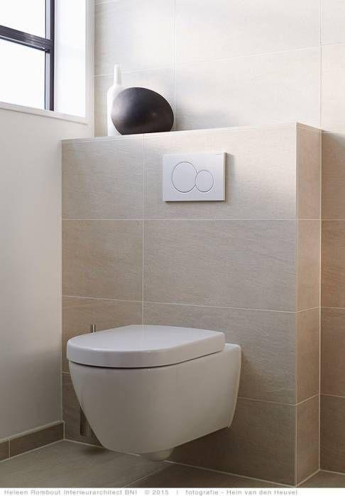 moderne Badezimmer von Heleen Rombout interieurarchitect BNI