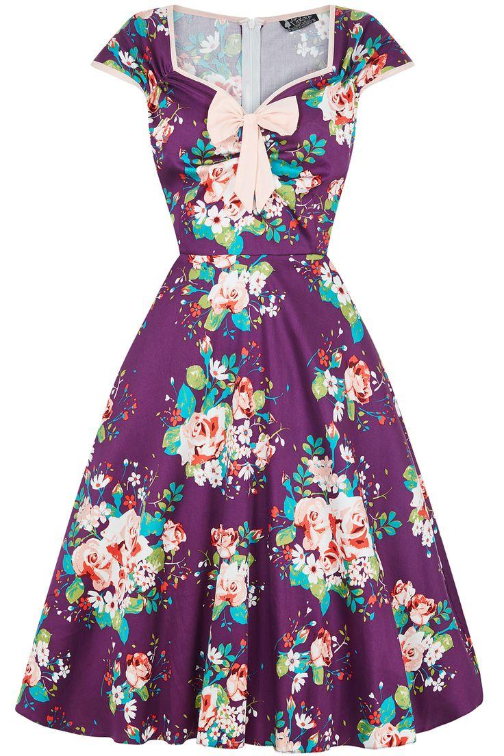 109 besten Lady V London Dresses Bilder auf Pinterest | Vintage-Stil ...