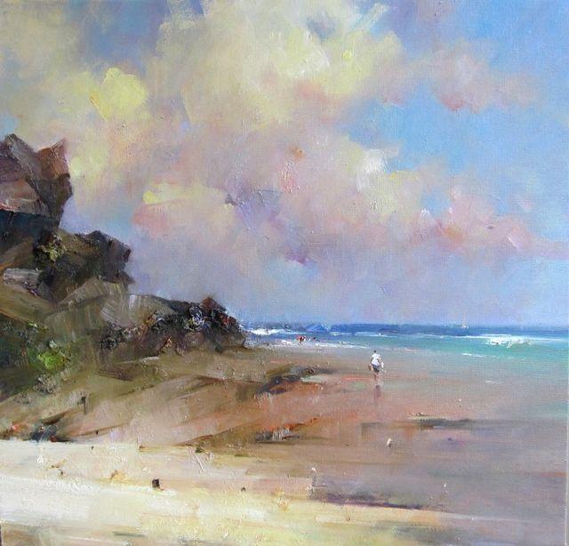 Contemporary Art Gallery Melbourne Australia David Chen