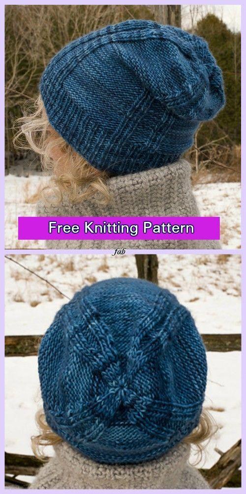 0c5936845cf Knit The Making Headway Hat Free Knitting Pattern  knittingsupplies