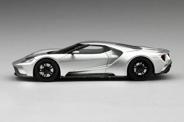 TSM's exceptional 1:43-scale model of the Ford GT Concept 2015 Chicago Auto Show version. Visit Model Citizen to learn more or to order!