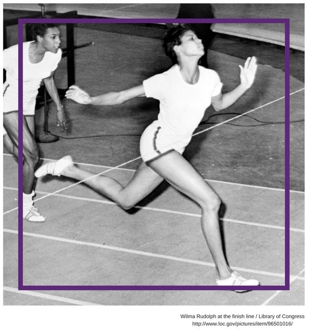 Learn about the history of women in sports.
