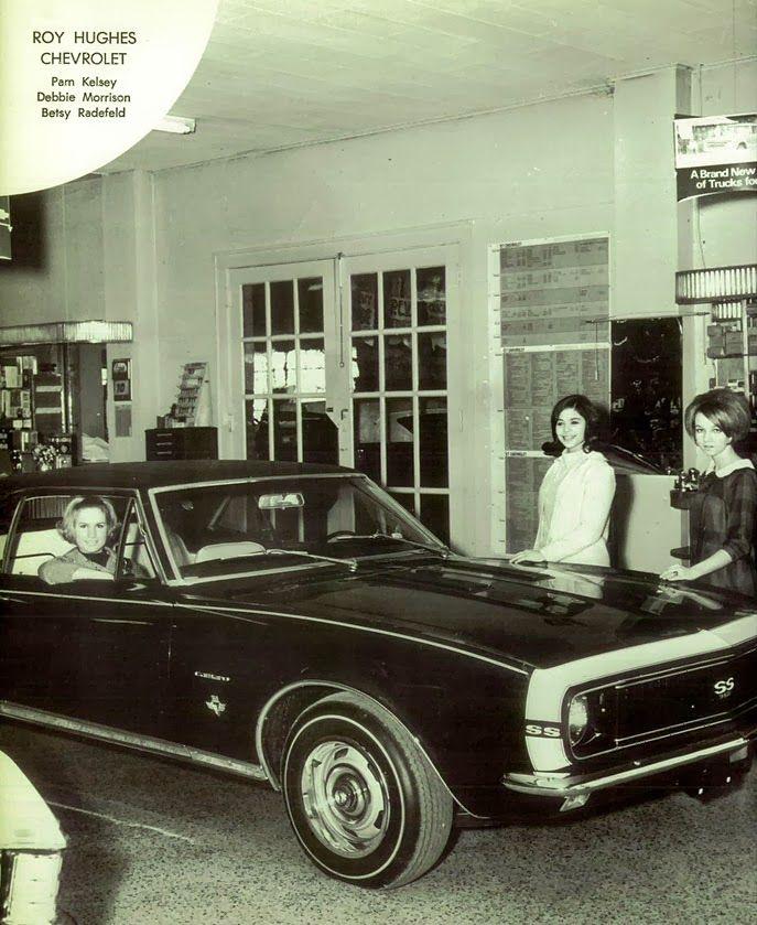 1967 Roy Hughes Chevrolet Dealership, Bartlesville ...