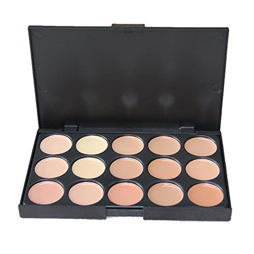 New 15 Colors Cosmetics Eclipse Concealer Camouflage Makeup Palette *** Check out the image by visiting the link.