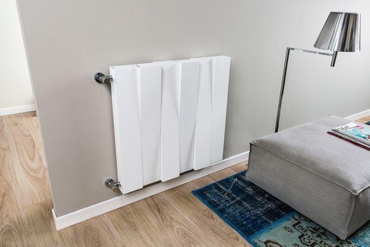 Aluminium radiators for any lifestyle: Piano by Ridea