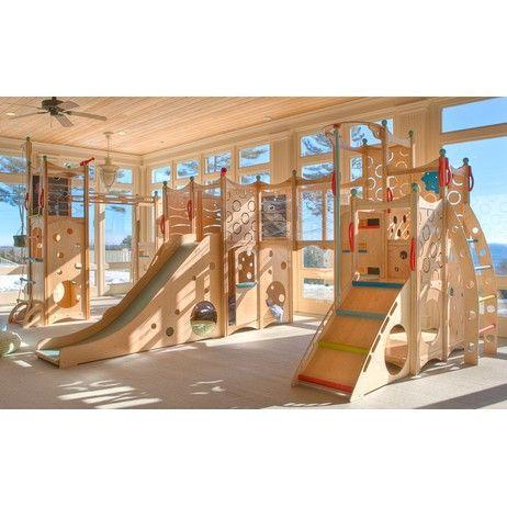 CedarWorks - Rhapsody Indoor Play Systems • Gorgeous!!!!
