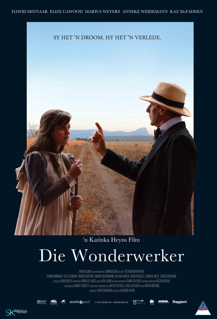 'Die Wonderwerker' Die storie van 'n episode in die lewe van digter Eugene Marais. Sy het 'n droom. Hy het 'n verlede. http://numet.ro/wonderwerker