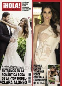 El Kiosko Rosa… 7 de junio de 2017: revista Hola