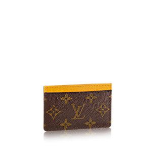 LOUIS VUITTON - Card Holder (LG) MONOGRAM Small Leather Goods