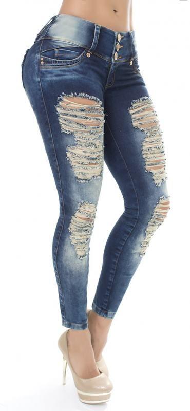 Jeans levanta cola LUJURIA 78621