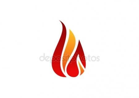 #Fire #flame #logo #hot #tattoo #symbol #icon #design #vector #modern #sign #red #flames #logotype - https://depositphotos.com/portfolio-3904401.html?ref=3904401