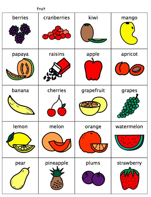 Autism Tank: Food Group Sorting Freebie. Pinned by SOS Inc. Resources. www.pinterest.com/sostherapy