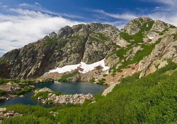 Randonnée Corse - Monte Renoso - Lac de Bastani - Toc2photo