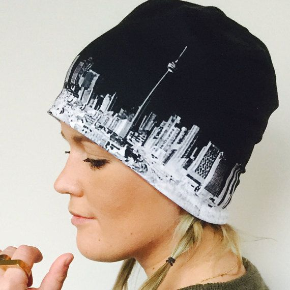 Toronto Beanie by NadiaLloydTO on Etsy
