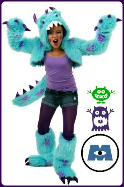 & now I know what I'm going to be for Halloween!