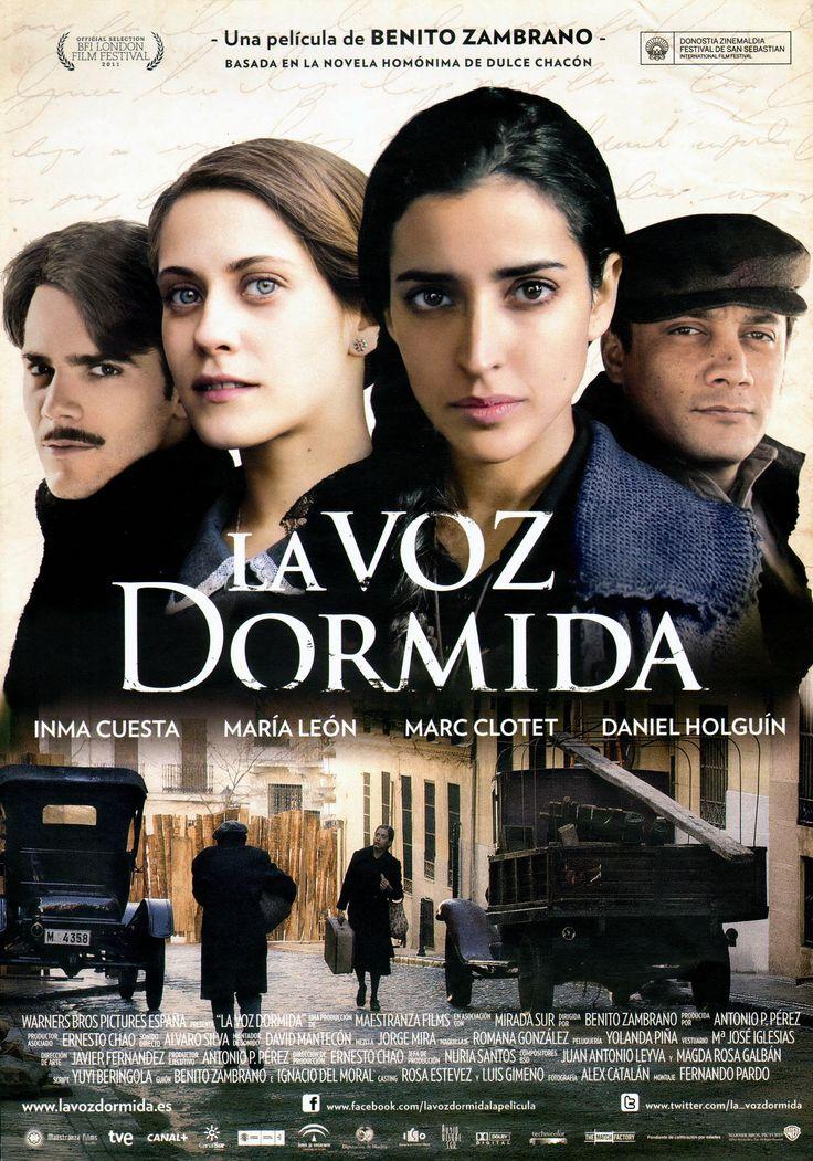 2011 - La voz dormida - tt1688649-124222 - Español