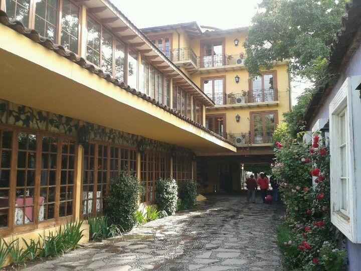 Hotel Santa Cruz Plaza in Santa Cruz, Valle de Colchagua