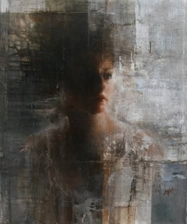 "Saatchi Art Artist Mara Light; Painting, ""Transcendence"" #art"