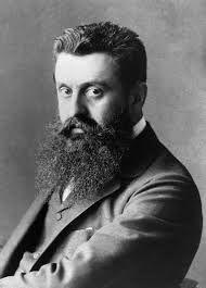 TEODORO HERTZL Theodor Herzl (en hebreo: בנימין זאב הרצל, Binyamin Ze'ev Herzl; en húngaro Herzl Tivadar) (Budapest, 2 de mayo de 1860 - Edlach, 3 de julio de 1904) fue un periodista y escritor austrohúngaro de origen judío, fundador del sionismo político moderno