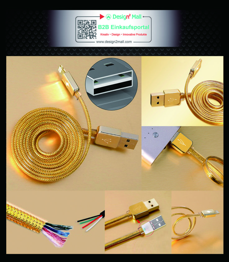 Cute  in multifunctional Charger Data Sync Cable Micro USB search for kab