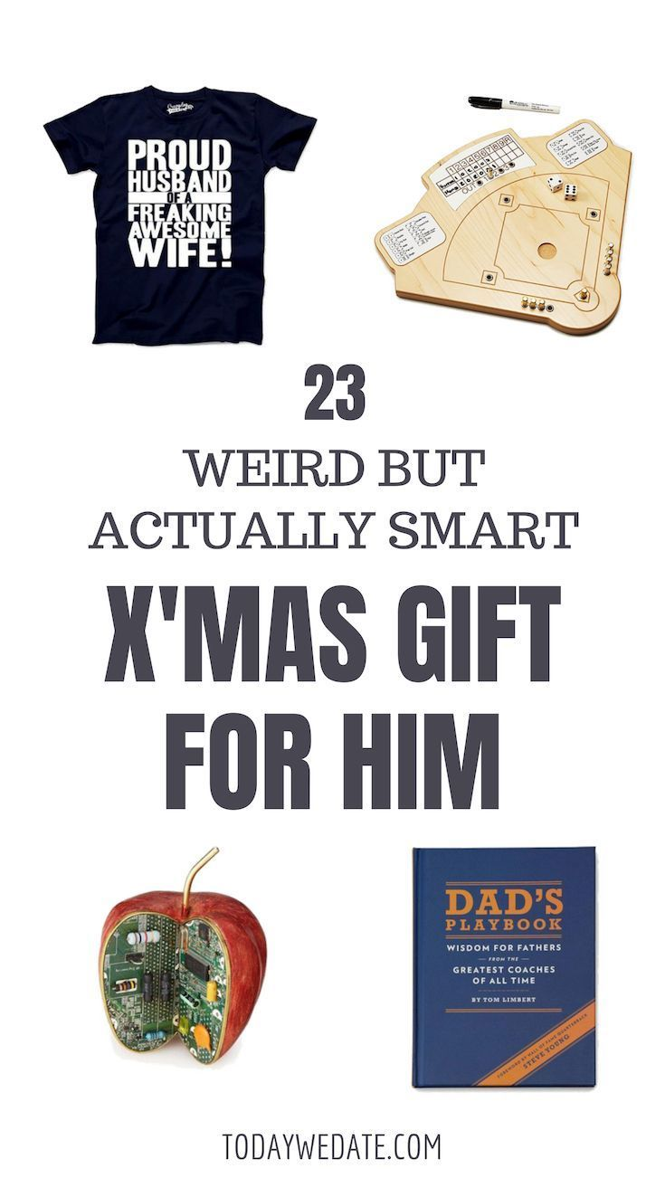 30 Weird But Actually Smart Christmas Gifts For Him | Gift Ideas ...