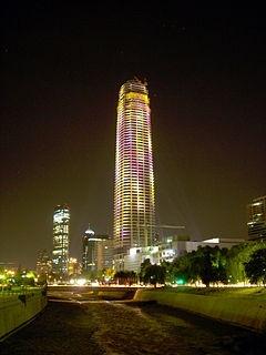 El más alto de sudamerica