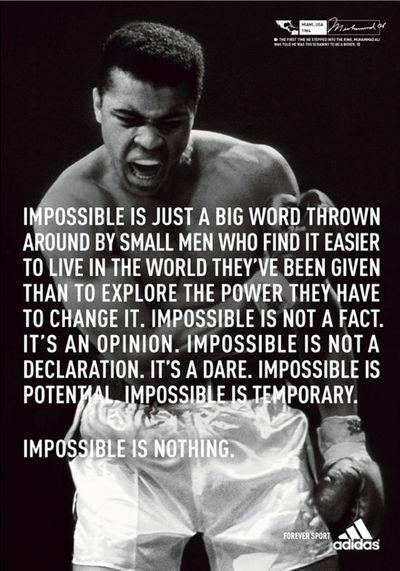 Muhammad Ali Quotes - BrainyQuote