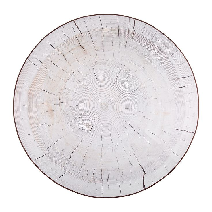 Discover the MeroWings Birch Round Rug at Amara