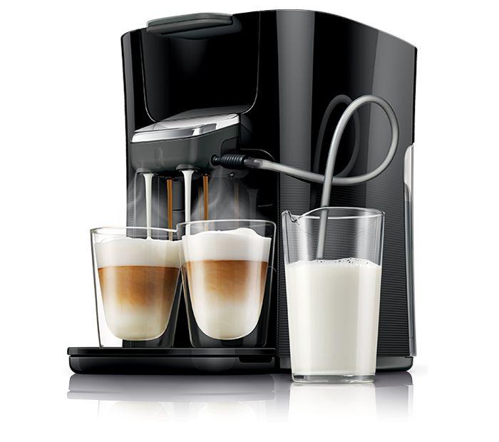 SENSEO® Latte Duo Full Black