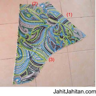My Sewing: Tutorial: How to sew a Head-Cover