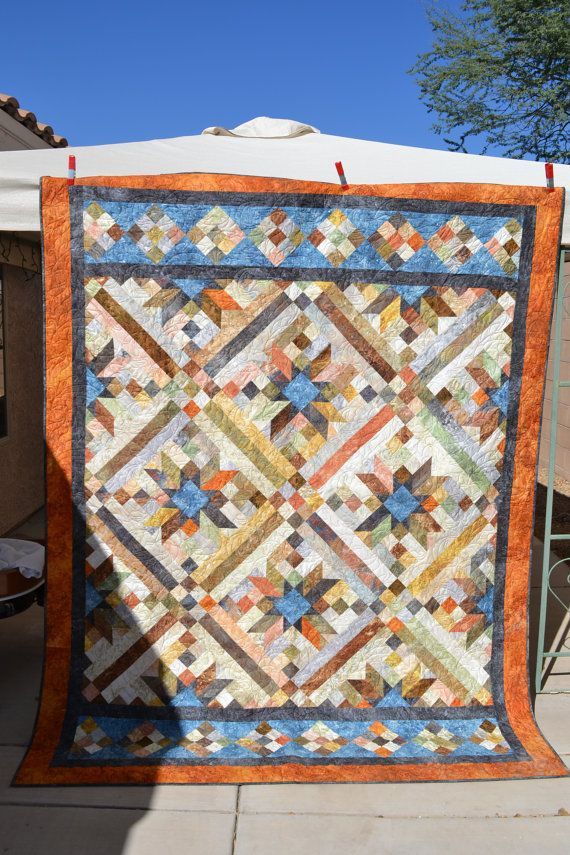 89 best quilts-Southwest images on Pinterest | At home, Draw and ... : smokey river quilt kit - Adamdwight.com