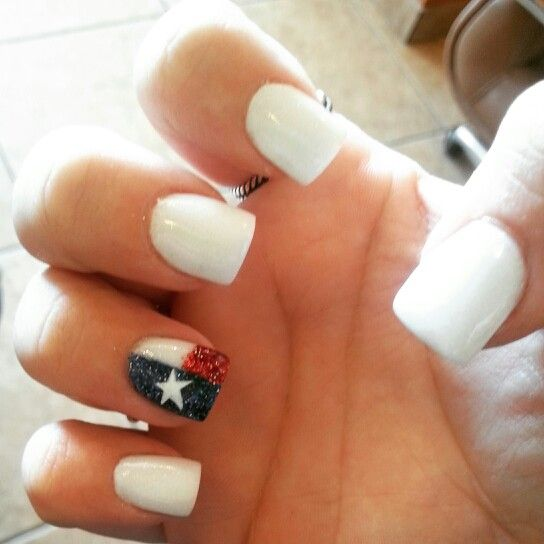 texas acrylic nails