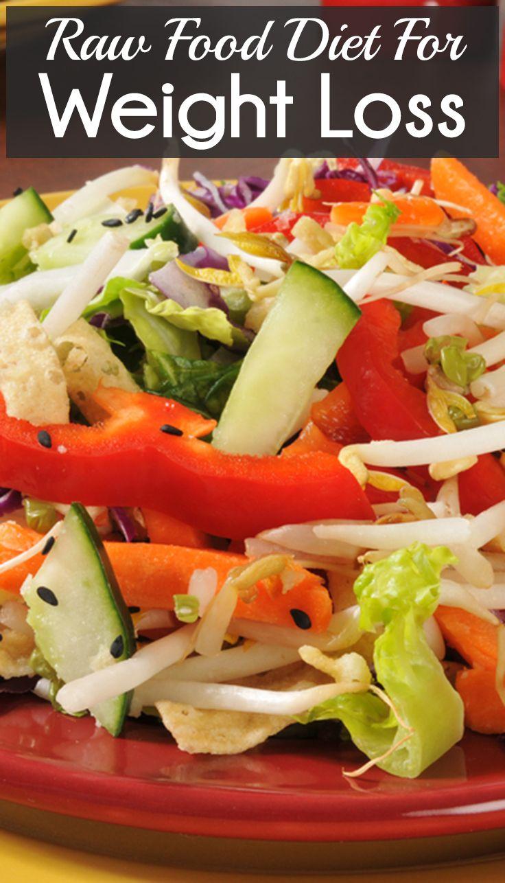 raw vegan and weight loss