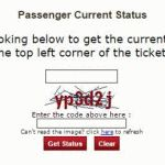 How to check irctc pnr status online
