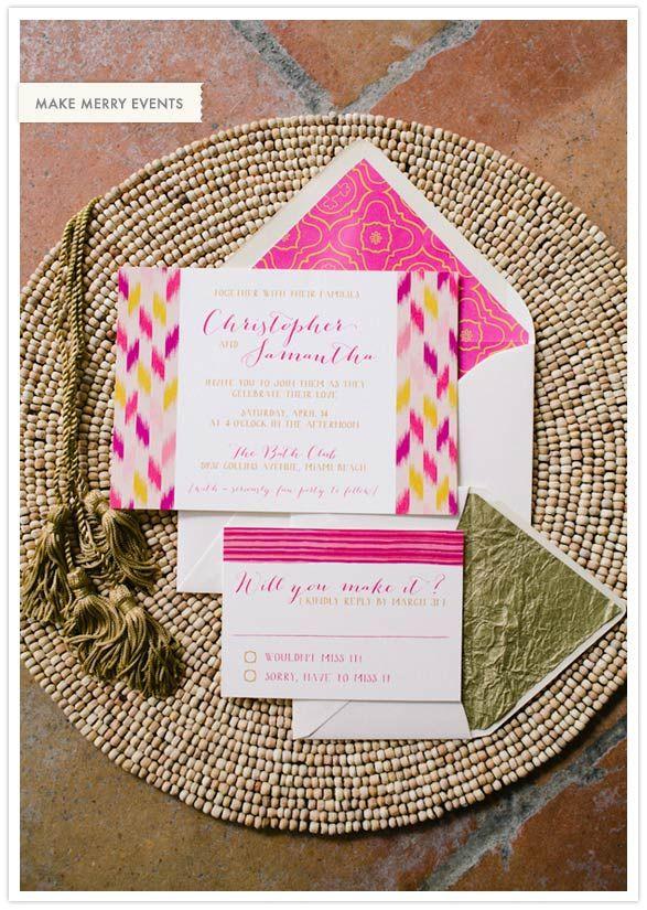Favorite wedding invitations of 2012 34 best