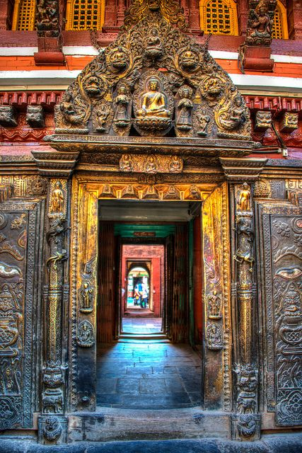 Bhaktapur Durbar Square, Nepal by CamelKW on Flickr.