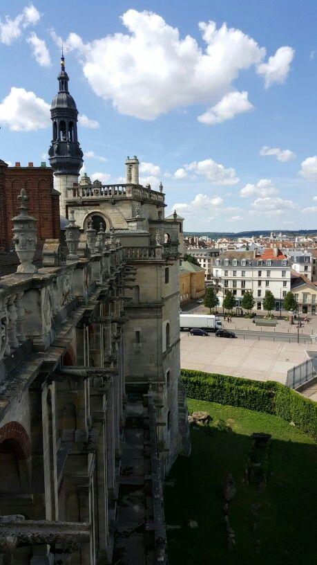 Le clocheton du château de Saint-Germain-en-Laye