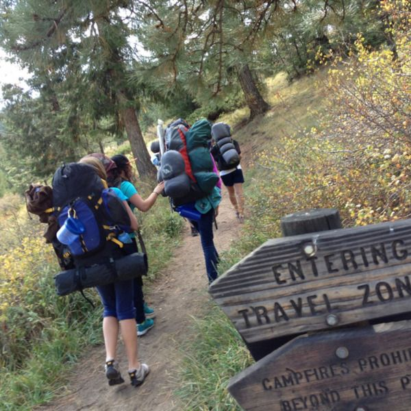 Check out this Wanderlist: 22 Badass Hikes in Colorado