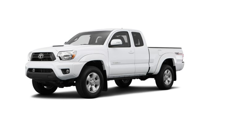 2015 Toyota Tacoma Access Cab PreRunner