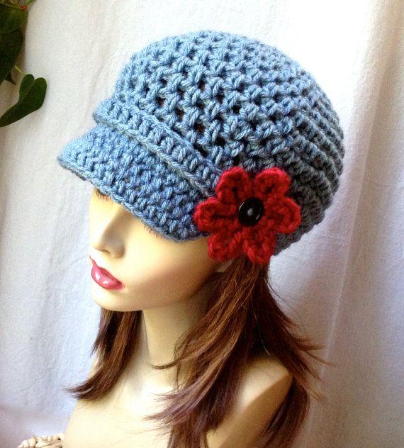 277 mejores imágenes sobre Crochet: Gorros, diademas