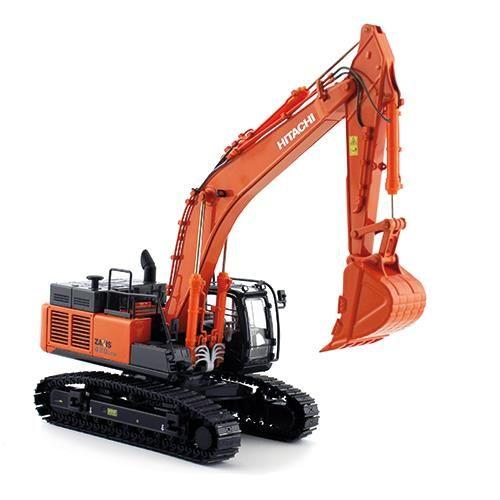 Hitachi ZX470LCN-5 Hydraulic Excavator