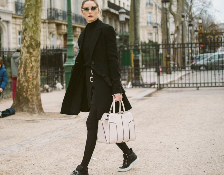 OP loves mixing high-end designers with fast fashion for a street style, chic look from head to toe. Find out how to get her look.