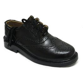 THESE GHILLIE BROGUES ARE ON THE SMALL SIDE -  WE SUGGEST YOU BUY ONE SIZE UP    Tassle laces  Leather Upper and sole  Man made heel steel edge  Boxed in a This...