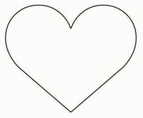 Cousas miñas: Patrones fieltro: corazones y estrellas