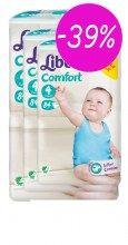 Πάνες Libero Comfort Νο4 7-14 κg (3χ84τμ) -39%