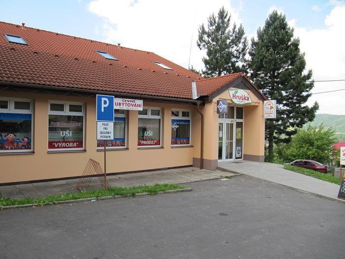 Penzion Ubytování pod Trúbou - Štramberk  www.suterova-b.cz Penzion 2*