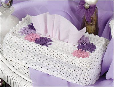 17 Best images about Crochet Tissue Covers on Pinterest ...