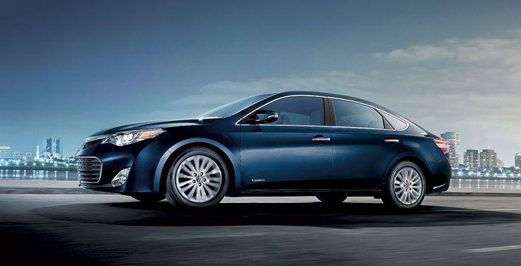 Toyota 'Avalon' 2016 Unveiled Premium Sedan in Chicago Auto Show